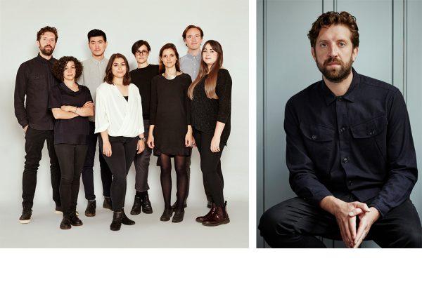 Alexander Martin Achitects, AMA, Team