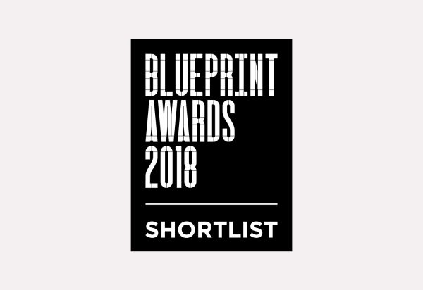 Blueprint Award 2018