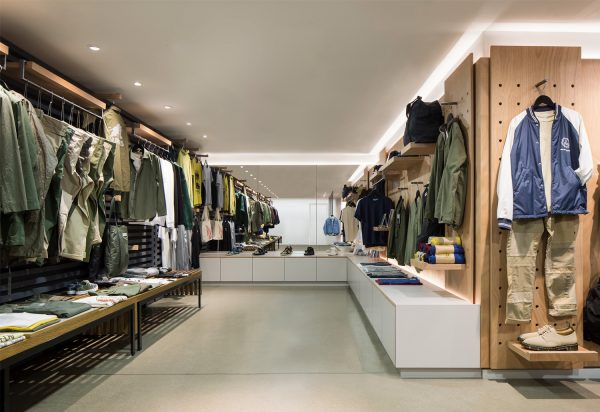 Couverture & The Garbstore